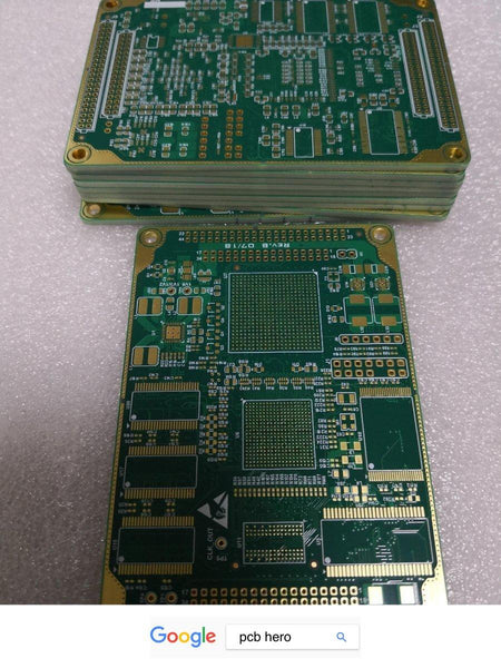 2L Immersion gold(4u'') 3oz copper #HeavyCopperPCB