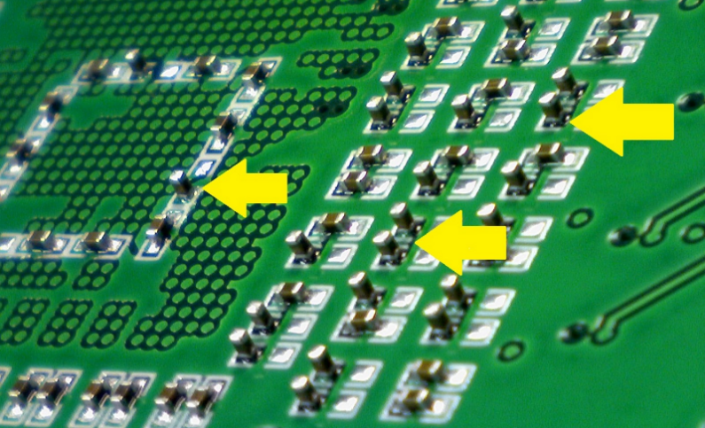 Cause Analysis of SMD Tombstone Troubleshooting in SMT