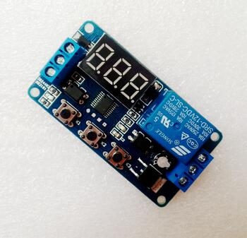 LED Display Digital Delay Timer Control Switch Relay Module