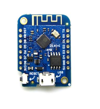 D1 mini V3.0 3.0 4MB WIFI Internet of Things IOT development board ESP8266 For Nodemcu Compatible