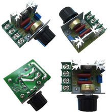2000W AC 220V SCR Electronic Voltage Regulator Module Speed Control Controller