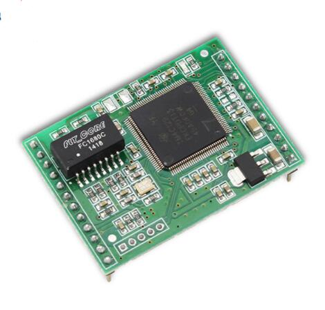 USR-TCP232-ED2 Serial TTL UART to RJ45 Rthernet Module Support Keepalive