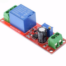 NE555 Timer Switch Adjustable Module Time delay relay Module DC 12V Delay relay shield 0~10SNE555 Time DC