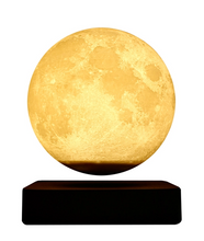 Moon Magnetic floating table lamp