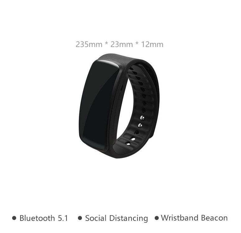 Bluetooth Wristband Tag (including shipping)