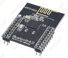 NRF51822 2.4G Wireless Module