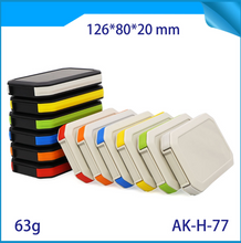 126*80*20mm IP65 plastic enclosure for electronics housing handheld project box smart design