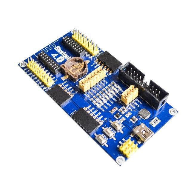 BLE4.0 Bluetooth NRF51822 Module 2.4G Wireless Communication Module Transmitter Receiver Development Evaluation Kit