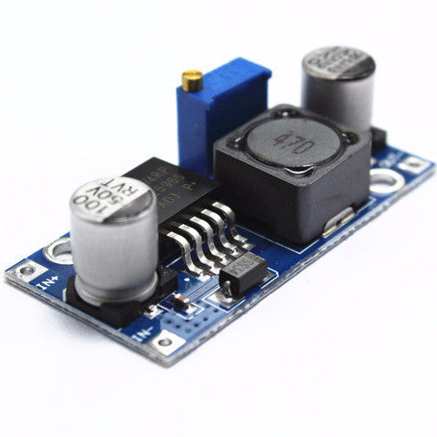 LM2596 LM2596S DC-DC 4.5-40V adjustable step-down power Supply module NEW ,High Quality