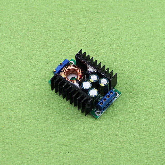 DC-DC Adjustable Constant Voltage And Constant Current High Power 12a Solar Charging Led Driver Vehicle Module C6a3