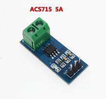 Hot Sale ACS712 5A Range Hall Current Sensor Module ACS712 Module For Arduino 5A