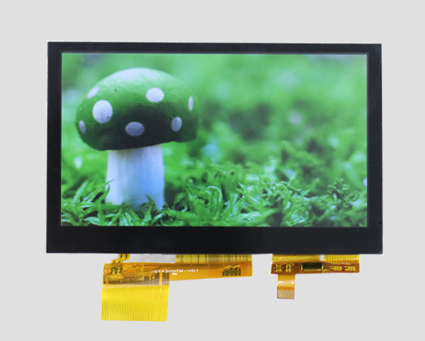 "4.3"" TFT Color Screen LCD"