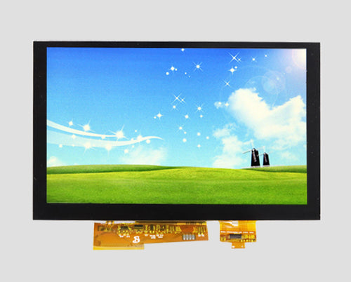 "5.0"" TFT Color Screen LCD"