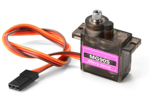 MG90S  9g Mini servos