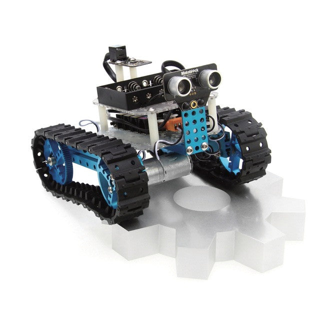 Makeblock Arduino Starter Robot Kit Blue (Bluetooth Version)