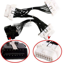 11-9  OBD 16Pin Splitter Extension Cable
