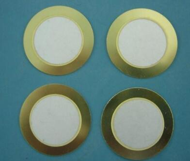 Piezo Electric Plate  27MM