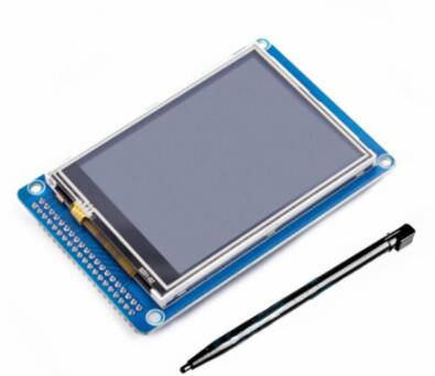 3.2 inch touch screen TFT LCD screen color screen module SSD1289 ILI9341 40 pin