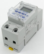 THC30A 30A digital time switch weekly programmable electronic timer 220VacTHC30A