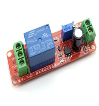 1 Channel Relay Board with NE555