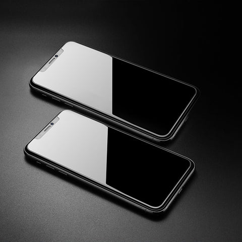 new products 9567d df12d Scratch-proof Protective Tempered Glass for iPhone X