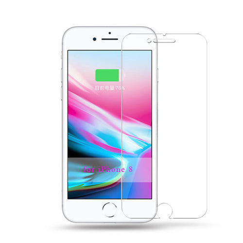 Scratch-proof Protective Tempered Glass for iPhone X