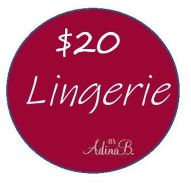 Lingerie - $20 by AdinaB
