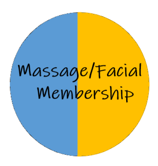 Massage/Facials Membership