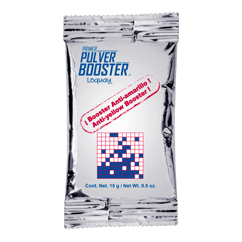 Sachet Booster Anti Amarillo
