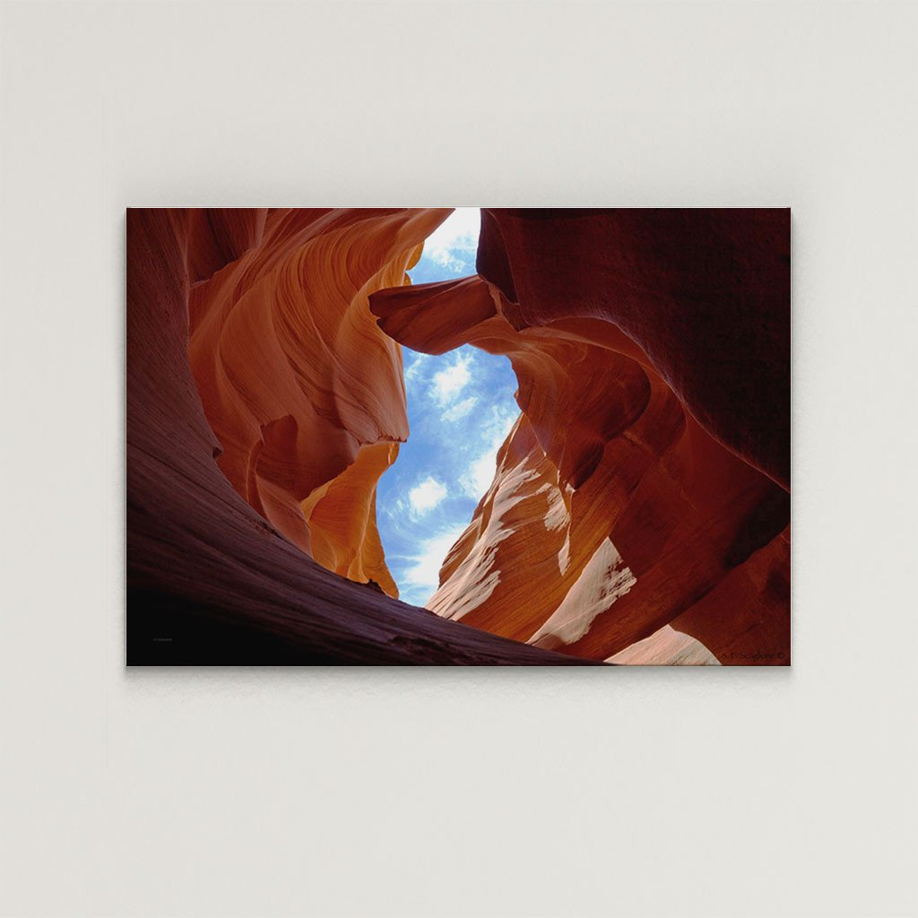 Antelope Canyon, Sal Scaglione