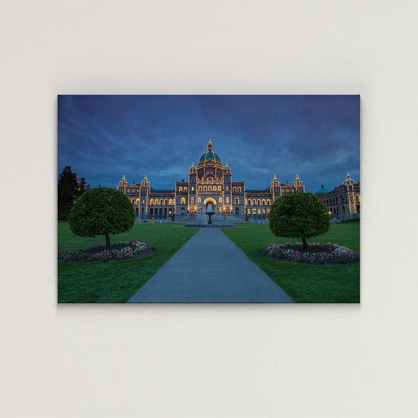 Legislature Building - Victoria, BC