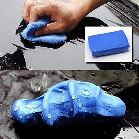 Deep Cleaning Clay Bar