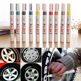 Permanent Tire Marker Pen