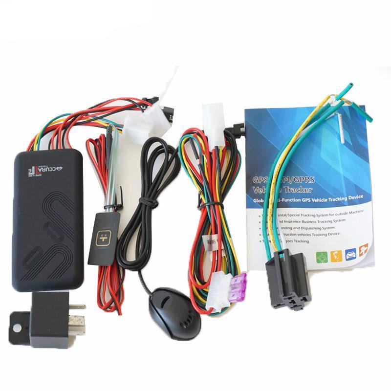 GPS Tracker With Cut Off Fuel & GSM SIM Alarm