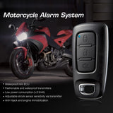 Alarm System With Innovative Engine Immobilization And Keys