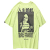 Bad Habit Smoking Sister Cotton Tshirt