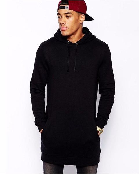 Kruznorth Black Hoodies