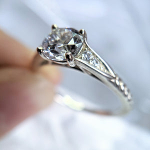 Semi-Custom Engagement Rings Now Available!