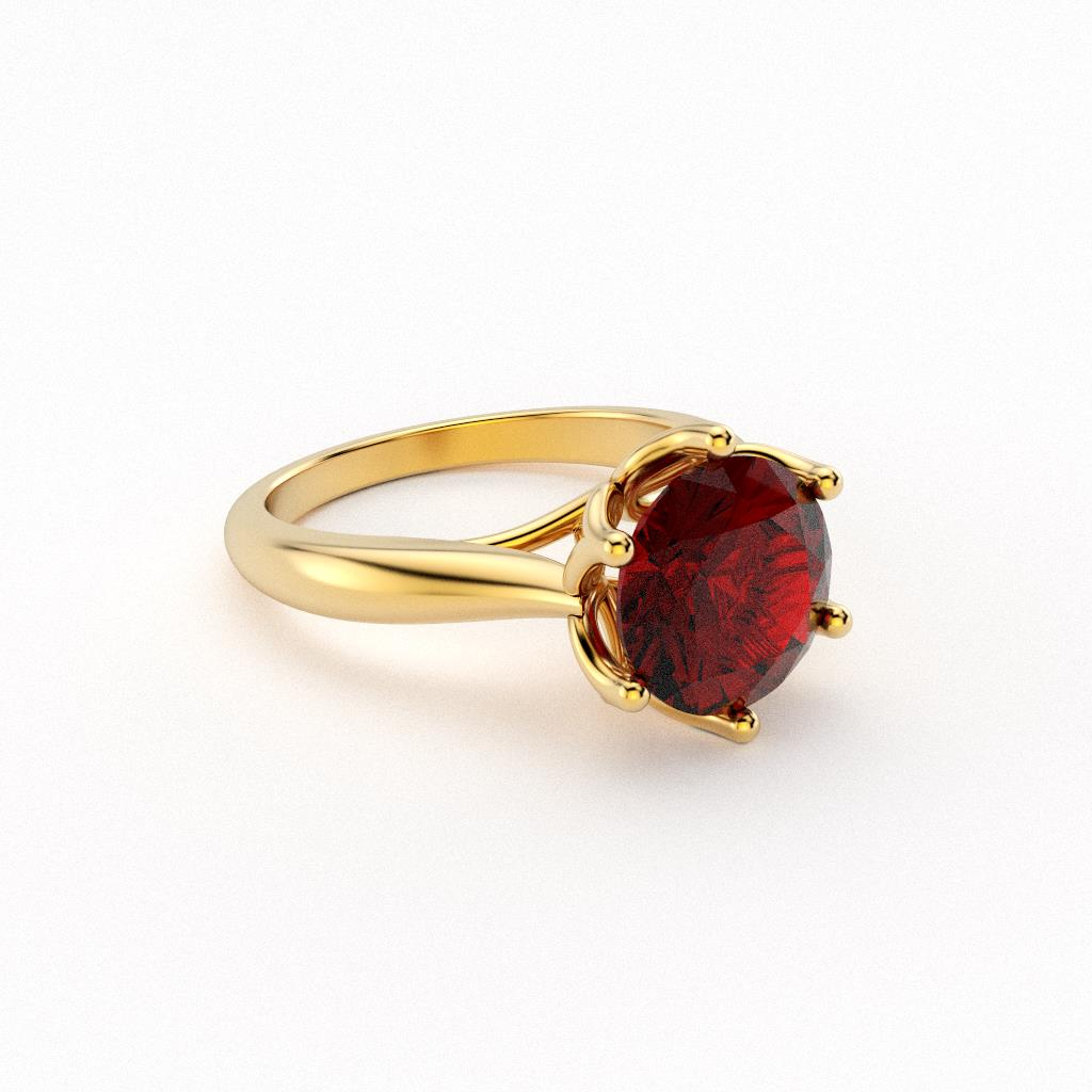 Gemstone Love: Ruby