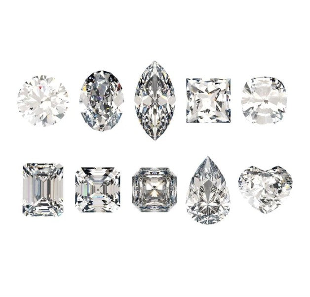 What's Your Favorite Diamond Shape?