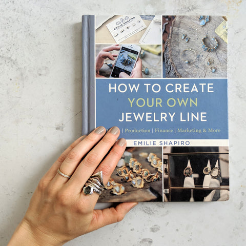 Emilie Shapiro - How to Start Your Own Jewelry Line