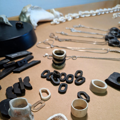 JV Collective Studio Visit with the Women's Jewelry Association of Philadelphia - Luci Jockel Jewelry