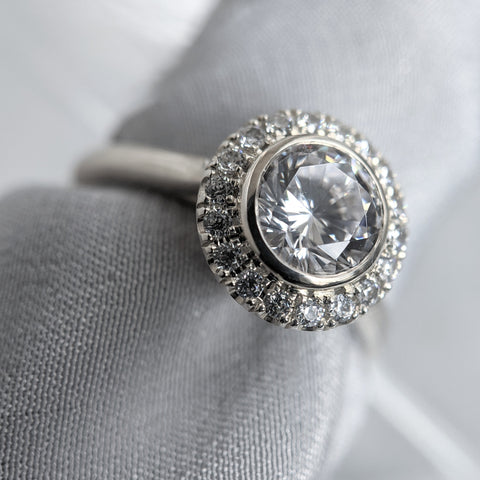 Christine Alaniz Designs - Camille Ring