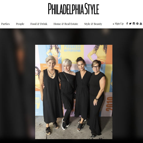 Philadelphia Style - Marie Forleo Book Party