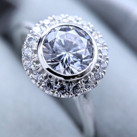 Christine Alaniz Designs - Semi-Custom Engagement Rings