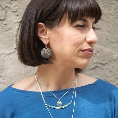 Christine Alaniz Designs - Layering Necklaces