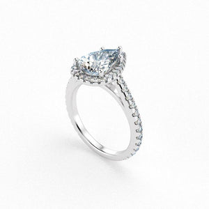 2 of 2: Engagement Ring for Nicholas
