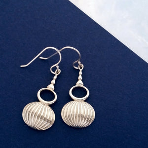 Darkling Drop Earrings