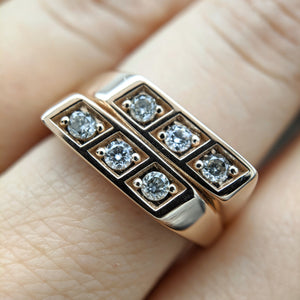 Jeannine's Rose Gold Ring