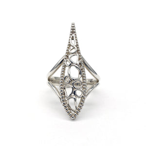 Darkling Spike Ring - Size 8.50